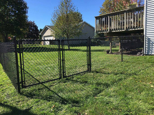 Chain Link Fence in USA