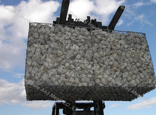Zinc Coated Gabion